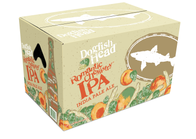 Dogfish Head Beer Case