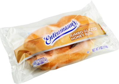 Entenmann's Glazed Honey Bun