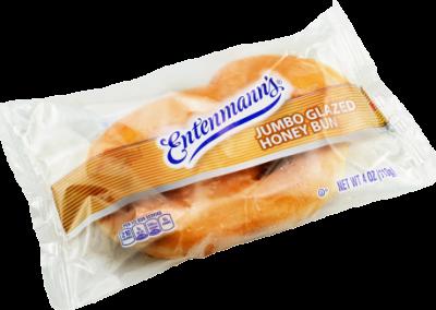 Entenmann's Glazed Honey Bun
